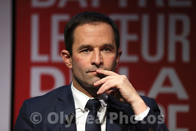 Benoit Hamon French Socialist photos, pictures, picture, agency