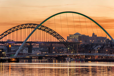 River Tyne Sunset.