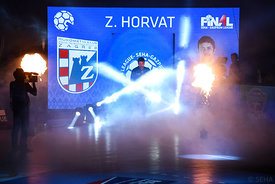 Zlatko Horvat during the Final Tournament - Final Four - SEHA - Gazprom league, Bronze Medal Match Meshkov Brest - PPD Zagreb, Belarus, 09.04.2017, Mandatory Credit ©SEHA/ Nebojša Tejić..