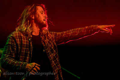 Ben Stenning, vocals, The Fallen State