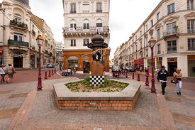 Photo de la place saint nicolas