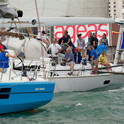 RHKYC AROUND THE ISLAND RACE 2013 photos