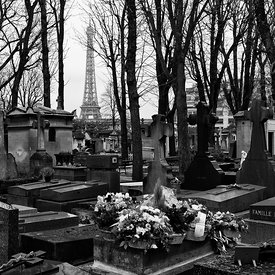 CIMETIERE DE PASSY PHOTOS DE PARIS
