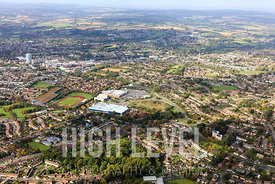 Aerial Photography Taken In and Around Hemel Hempstead, UK