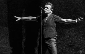 Bono - FedEx Field in Landover, Maryland