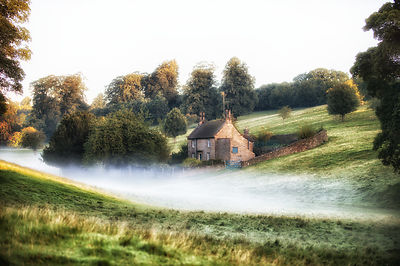 Misty Cottage - The Chatsworth Collection