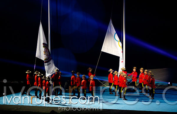 Toronto 2015 Pan Am Games Closing Ceremonies; July 26, 2015