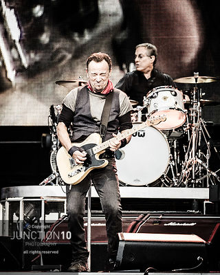 Bruce Springsteen - Ricoh Arena 2016 photos