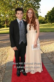 Box Hill School Year 11 Prom 2014