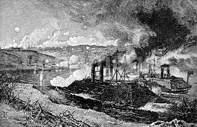 Civil War: Battle of Fort Donelson