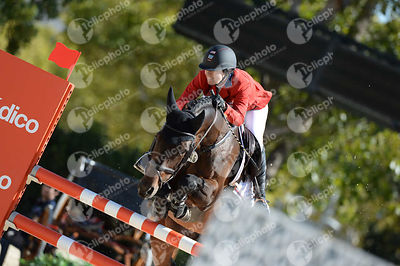 Reed KESSLER ,(USA), CHARITY 33 during Coca-Cola Trofey competition at CSIO5* Barcelona at Real Club de Polo, Barcelona - Spain