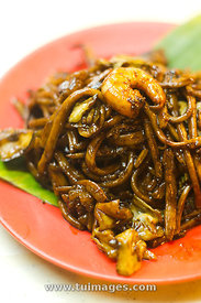 asian food, hokkien noodles