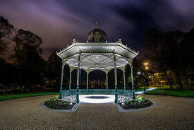 Exhibition Park Bandstand
