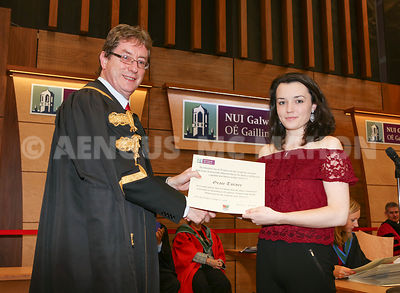 Excellence Scholarships at NUIG 2016 photos
