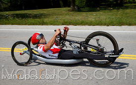 Mixed Time Trial H1-5, Toronto 2015 Parapan Am Games, Milton, On; August 13, 2015