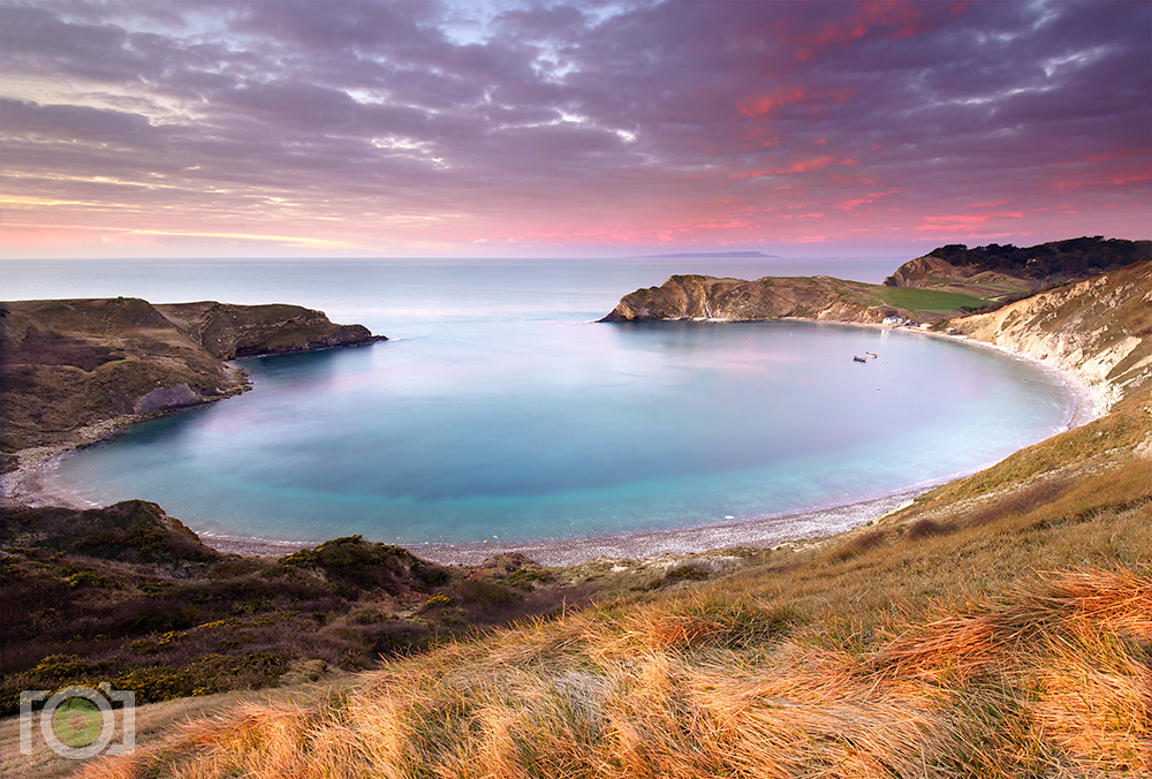 Winter morning Lulworth Cove 2016