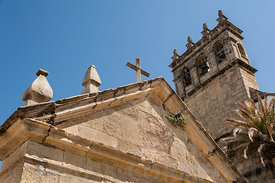 Ronda's most popular churches, Padre Jesús has a beautiful gothic bell tower.