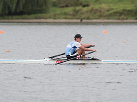 Taken during the National Championships 2018, Lake Karapiro, Cambridge, New Zealand; ©  Rob Bristow; Frame 0561 - Taken on: Wednesday - 14/02/2018-  at 13:35.30