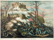 Battle of Lookout Mountain, November 24, 1863