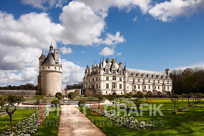 France, Châteaux of the Loire photos