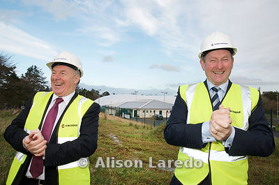 An Taoiseach Enda Kenny and Minister Michael Ring