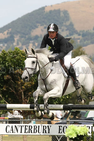 Forsyth Barr Horse Grand Prix photos