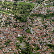 Pfullingen aerial photos