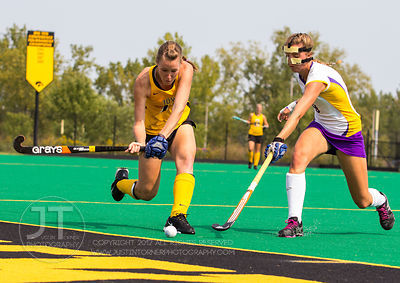 Iowa vs Albany Field Hockey, September 16, 2012