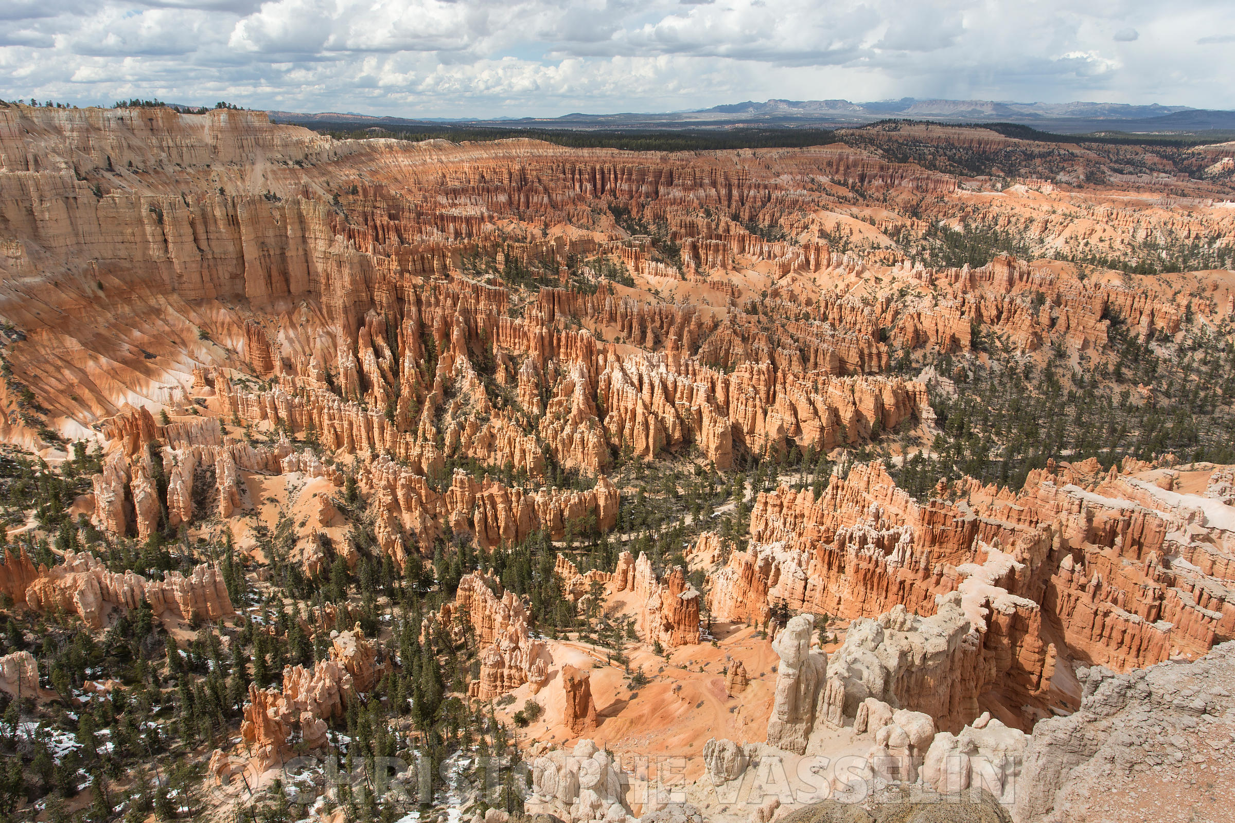 Inspiration point - Bryce Canyon National Park - Utah