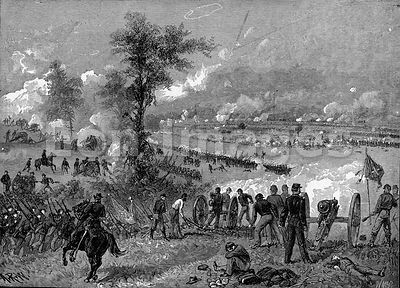 Civil War: Battle of Malvern Hill