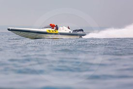 E-36, Fortitudo Poole Bay 100 Offshore Powerboat Race, June 2018, 20180610167