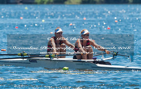 Taken during the National Championships 2018, Lake Karapiro, Cambridge, New Zealand; ©  Rob Bristow; Frame 1069 - Taken on: Friday - 16/02/2018-  at 12:14.39