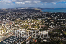 Aerial Photography Taken In and Around Torquay, UK