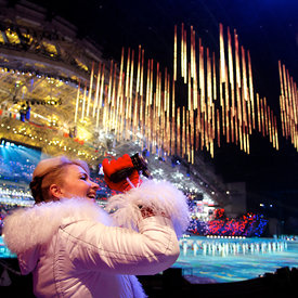 WINTER OLYMPICS 2014 / EVENTS  photos