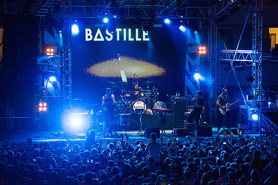Bastille photos