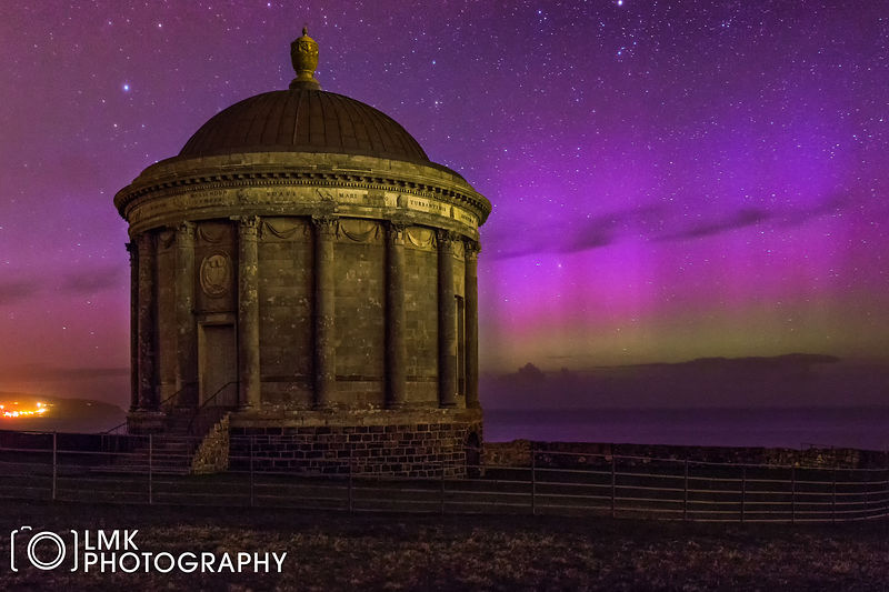 Mussenden Lights