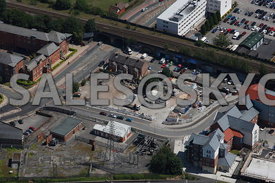 Chester Aerial photographs