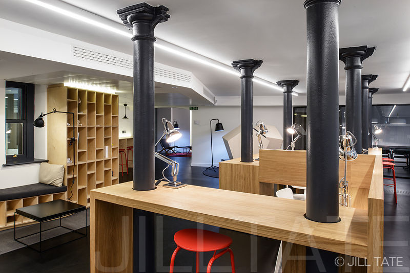 Club Workspace Chancery Lane, London | Client: TILT