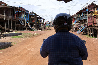 ON THE ROAD OF CAMBODIA Art Photographs