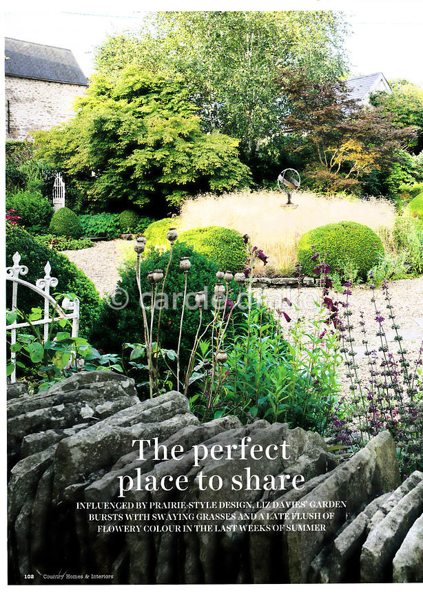 Croesllanfro Farm, Country Homes & Interiors, September photographs