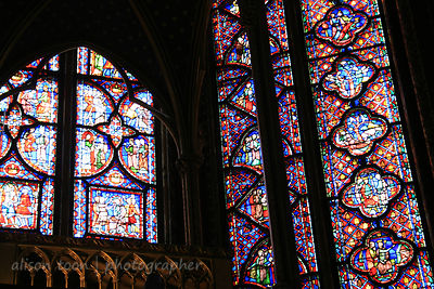 Sainte-Chapelle, Paris, France