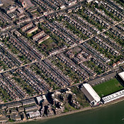 Fulham aerial photos