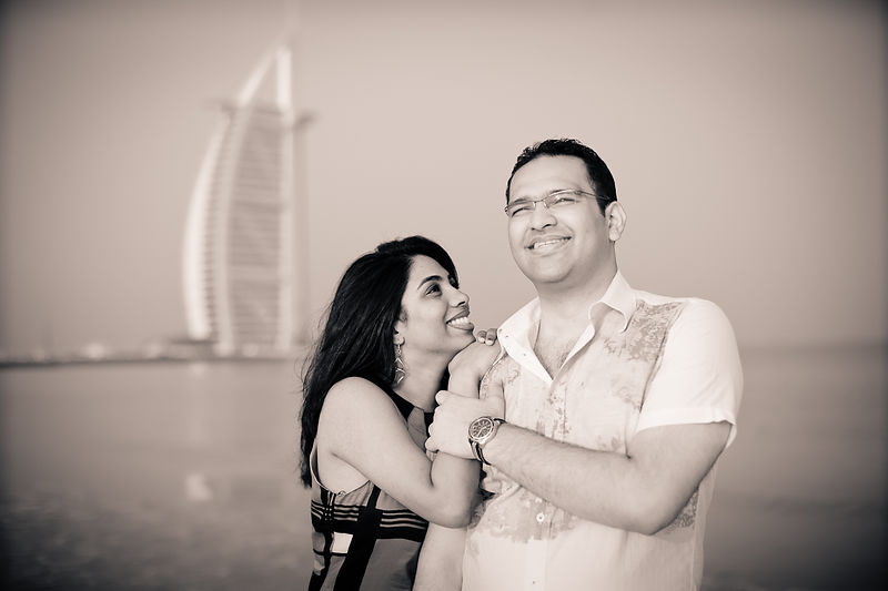 ENGAGEMENT IN DUBAI photographes mariage
