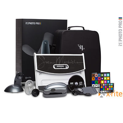X-Rite i1 Photo Pro (Deel 1) photos