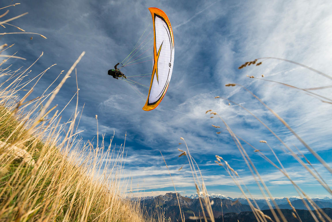 Autumn Soaring with Michael Regnier