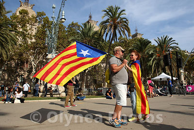 Independencia de Cataluña fotos, foto,agencia