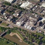 Ladenburg aerial photos