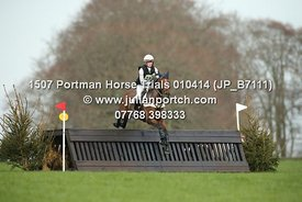 Portman Horse Trials 2014 - Novice Sections (17-00 - 17-59)