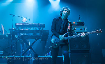 Marillion performing Brave on Saturday night of the UK Marillion weekend, 2013