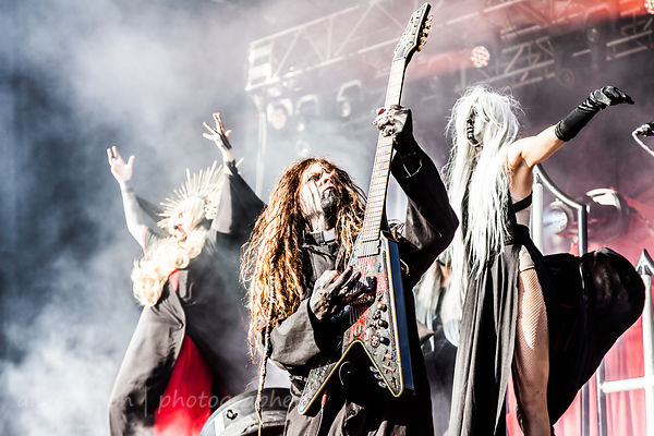 In This Moment at Louder Than Life 2017 photos